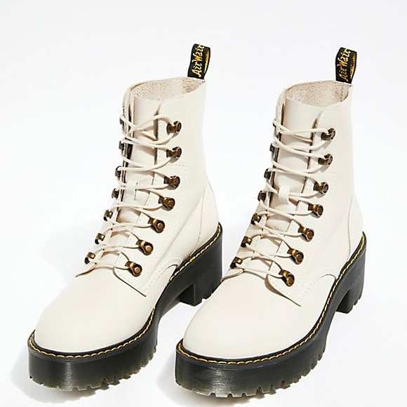 outstanding features multiple colors big selection Dr. Martens Leona Temperley Bone US Size 6